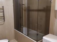 Перегородка на ванную закрытого типа