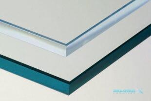 Виды обработки кромки стекла